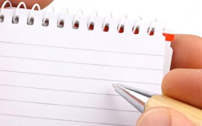 كيف تكتب تقريراً صحفياً ناجحاً ؟