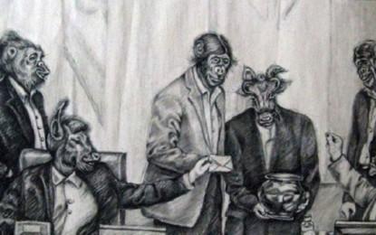 مثول ناشطة إيرانية للمحاكمة بسبب رسوم تسخر من البرلمان