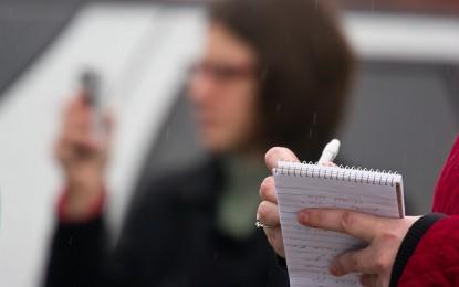 قواعد وأخلاقيات الصحفي المحترف